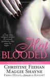 Hot Blooded (Includes: Dark, #14; Midnight Upyr, #2.5; Mageverse, #.5)