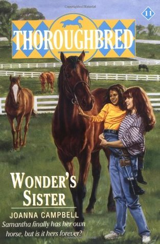 Wonder's Sister by Joanna Campbell