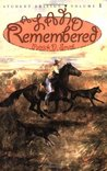 Land Remembered Vol 1