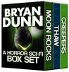 Horror Sci-Fi Box Set: Three Novels