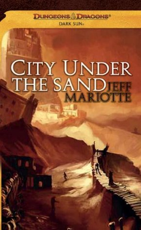 City Under the Sand (Dark Sun, #1)