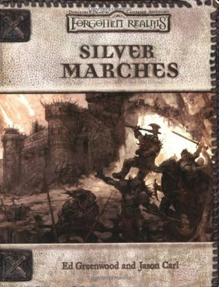 Silver Marches (Forgotten Realms) by Ed Greenwood