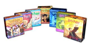 Harry Potter Audio Collection by J.K. Rowling