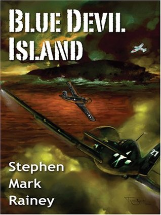 Blue Devil Island by Stephen Mark Rainey