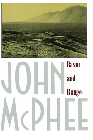 Basin and Range by John McPhee