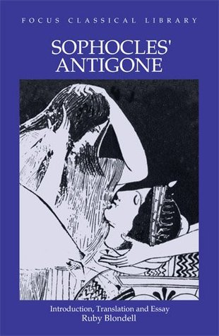 a review of sophocles play antigone Sophocles' antigone, presented by the theatre, dance, and performance studies  school at the clarice smith performing arts center,.
