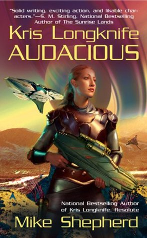 Audacious by Mike Shepherd