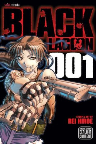 Black Lagoon, Vol. 1 by Rei Hiroe
