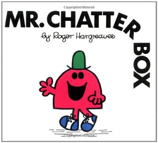 Mr. Chatterbox (Mr. Men, #20)