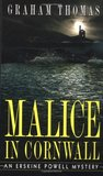 Malice in Cornwall: An Erskine Powell Mystery (Erskine Powell, #2)