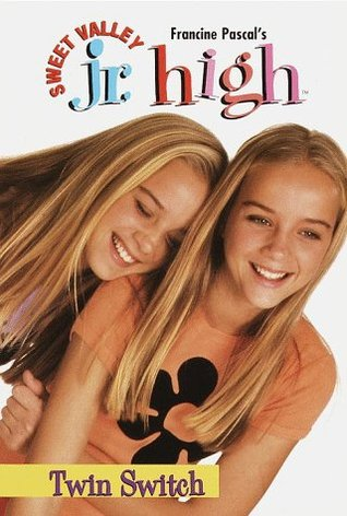 Twin Switch (Sweet Valley Jr. High #10)