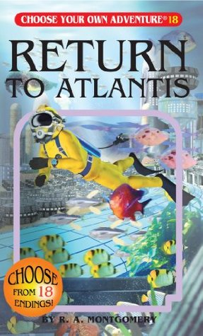 Return to Atlantis (Choose Your Own Adventure, #78)
