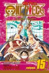One Piece, Volume 15: Straight Ahead! (One Piece, #15)