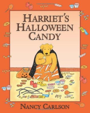 Harriet's Halloween Candy by Nancy Carlson