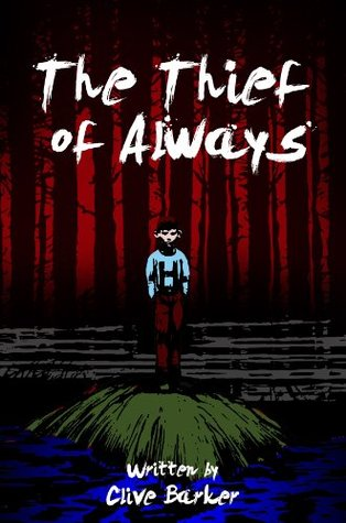 Free download online The Thief of Always by Clive Barker PDF