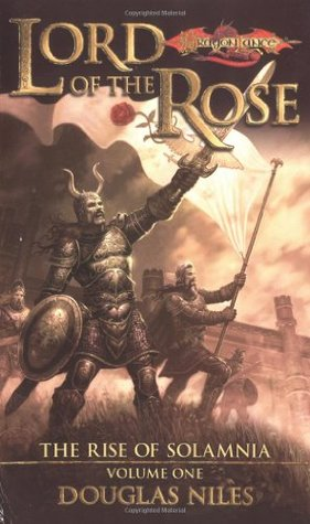 Free download Lord of the Rose (Dragonlance: Rise of Solamnia #1) by Douglas Niles PDB