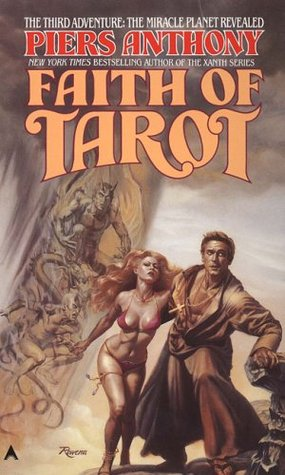 Faith of Tarot by Piers Anthony