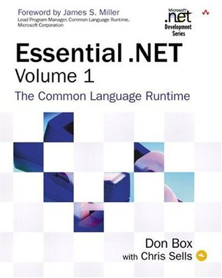 Essential .Net Volume 1 by Don Box