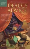 Deadly Advice (Advice Column Mystery, #1)