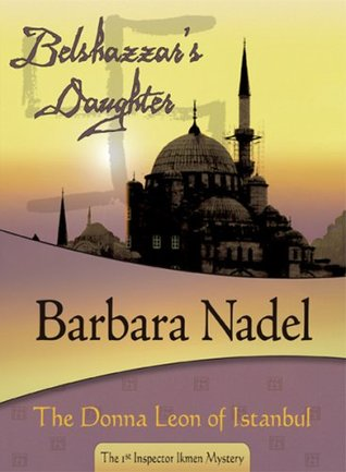 Belshazzar's Daughter (Cetin Ikmen, #1)