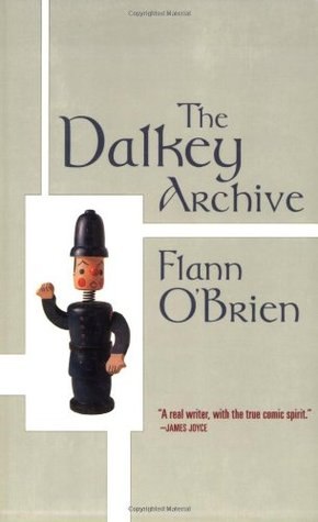 The Dalkey Archive by Flann O'Brien