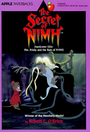 The Secret of NIMH by Robert C. O'Brien