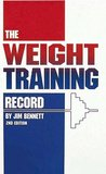 The Weight Training Record, 2nd Edition