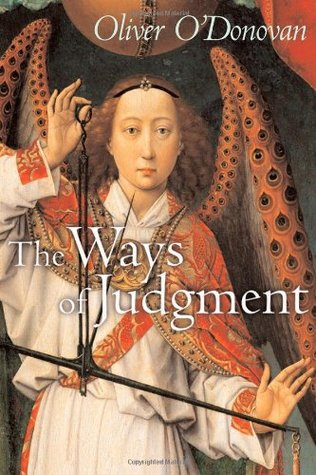 The Ways of Judgment (Bampton Lectures)