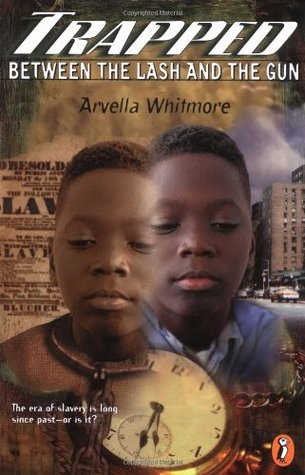 Trapped between Lash and Gun by Arvella Whitmore