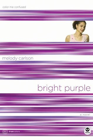 Bright Purple Color Me Confused TrueColors series Melody Carlson epub download and pdf download