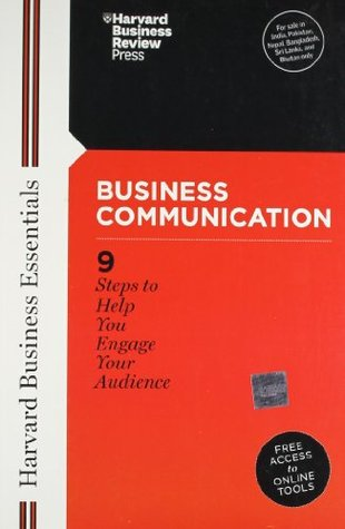 Business Communication by Harvard Business School Press