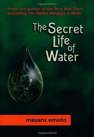 Secret Life of Water by Masaru Emoto