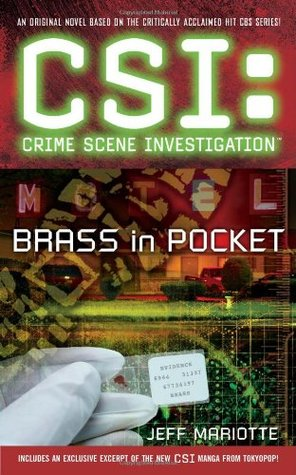 Brass in Pocket by Jeffrey J. Mariotte