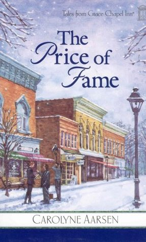 The Price of Fame by Carolyne Aarsen
