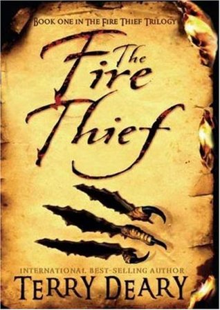 The Fire Thief by Terry Deary