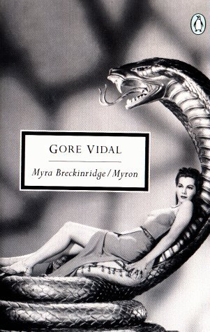 Myra Breckinridge/Myron by Gore Vidal