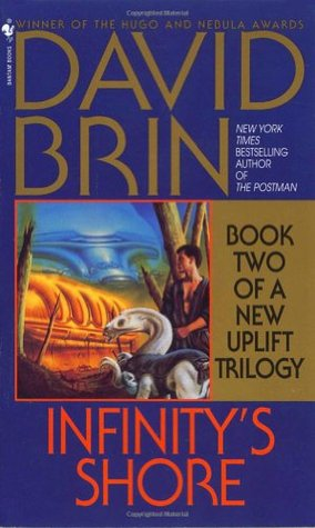 Infinity's Shore by David Brin