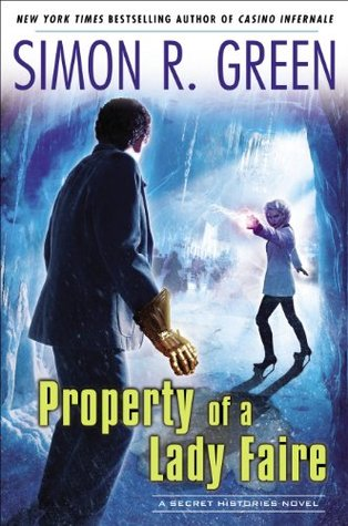Property of a Lady Faire (Secret Histories #8)