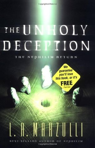 The Unholy Deception (The Nephilim Trilogy #2)