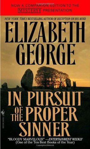 In Pursuit of the Proper Sinner by Elizabeth  George