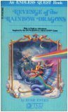 Revenge of the Rainbow Dragons by Rose Estes