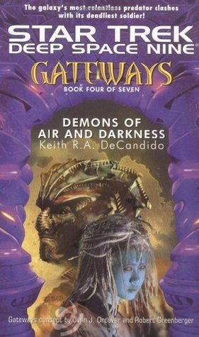 Demons of Air and Darkness by Keith R.A. DeCandido