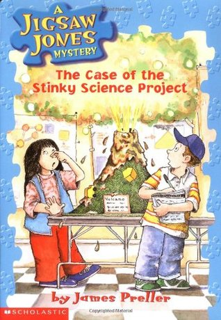 The Case of the Stinky Science Project by James Preller