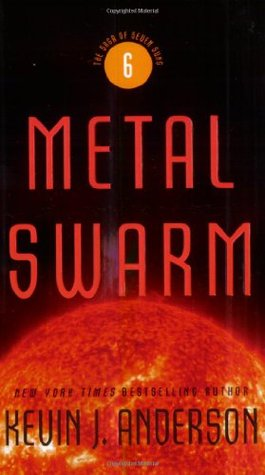 Metal Swarm (The Saga of Seven Suns, #6)