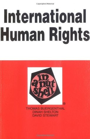 International Human Rights in a Nutshell (Nutshell Series)