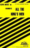 All the King's Men (Cliffs Notes)