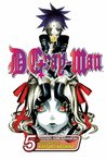 D.Gray-man, Vol. 5: Announcement (D.Gray-man, #5)