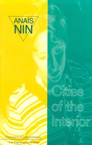 Cities of the Interior by Anaïs Nin
