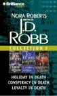 J. D. Robb Collection 3: Holiday in Death, Conspiracy in Death, and Loyalty in Death