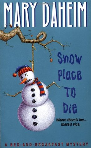 Snow Place to Die by Mary Daheim